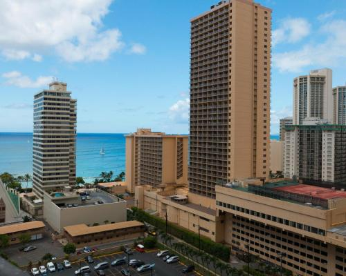 Tower 1 Suite 1912 at Waikiki Photo