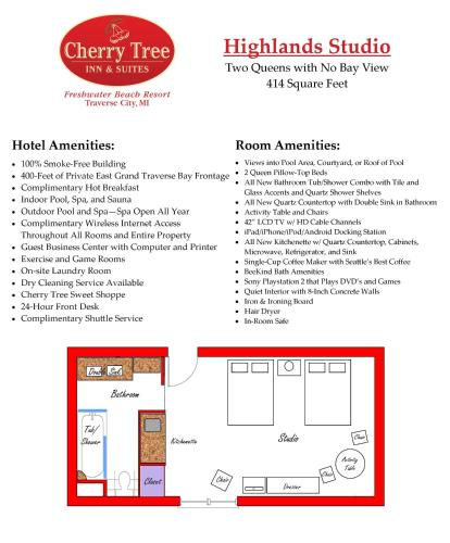 Cherry Tree Inn and Suites Photo