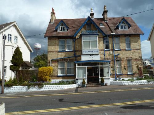 Photo of Tregonholme Hotel Hotel Bed and Breakfast Accommodation in Bournemouth Dorset