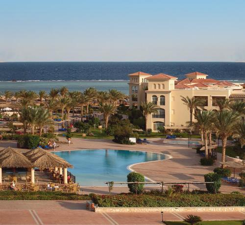 Jaz Mirabel Resort, green hotel in Sharm El Sheikh, Egypt