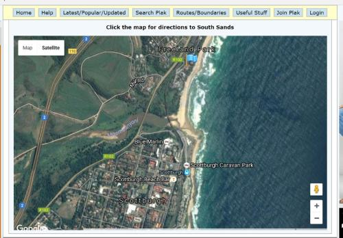 29 South Sand, Scottburgh, Kwazulu-Natal, South Africa Photo