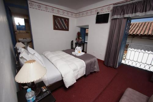 Hostal Inti Wasi Plaza de Armas Photo