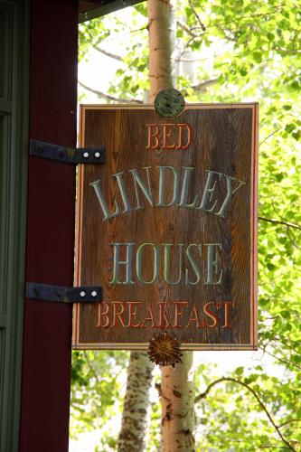 The Lindley House Photo