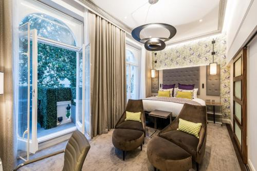 Mercure London Hyde Park Paddington impression