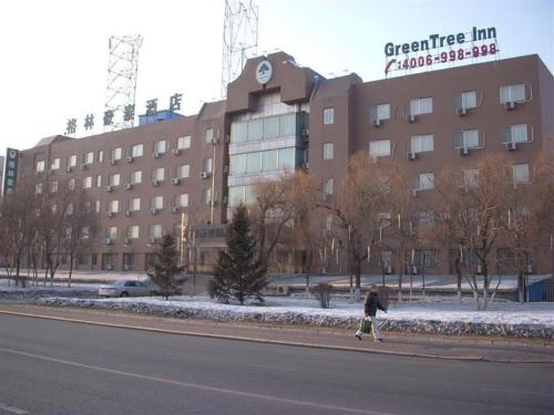 Greentree Inn Jilin Songjiang Hotel