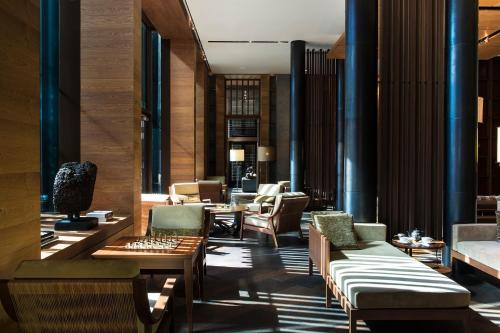 review on the chedi hotel's restaurant Hotel review: the chedi muscat, oman  the restaurant is the hotel's fine- dining option, while outside in the arabian courtyard you can.