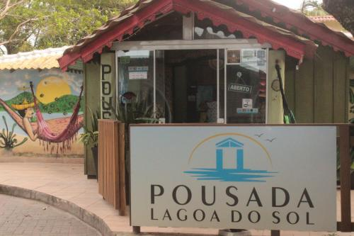 Pousada Lagoa do Sol Photo