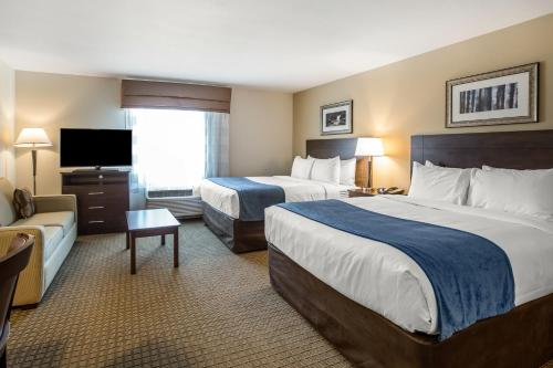 MainStay Suites Cartersville - Emerson Lake Point - Cartersville, GA 30121