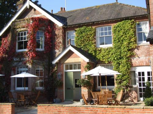 Photo of The King John Inn Hotel Bed and Breakfast Accommodation in Tollard Royal Wiltshire