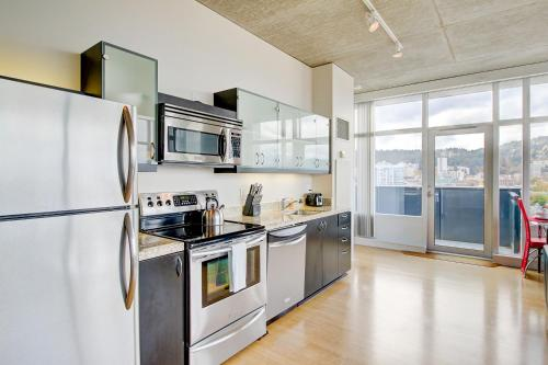 Furnished Apartments in Pearl District Photo