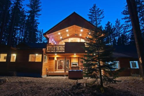 7 Bedroom/8 Bath Mansion With Indoor Pool Vacation Rental - South Lake Tahoe, CA 96150