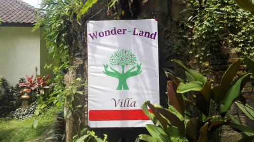 Wonder-Land Villa