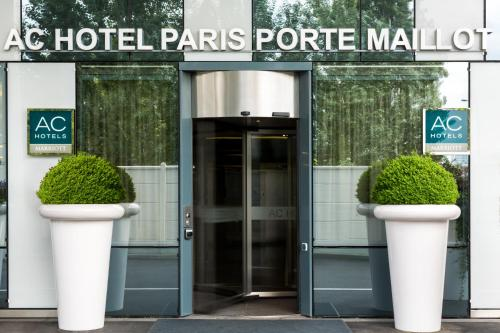 AC Hotel Paris Porte Maillot by Marriott impression