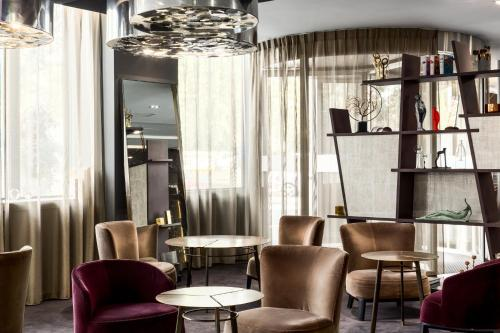AC Hotel Paris Porte Maillot by Marriott photo 22