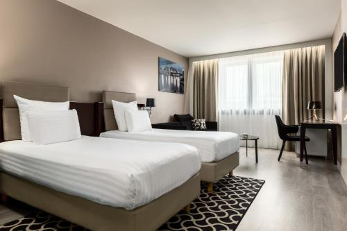 AC Hotel Paris Porte Maillot by Marriott photo 29