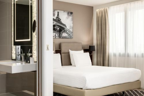 AC Hotel Paris Porte Maillot by Marriott photo 37