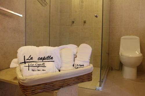 La Capilla Hotel Boutique Photo