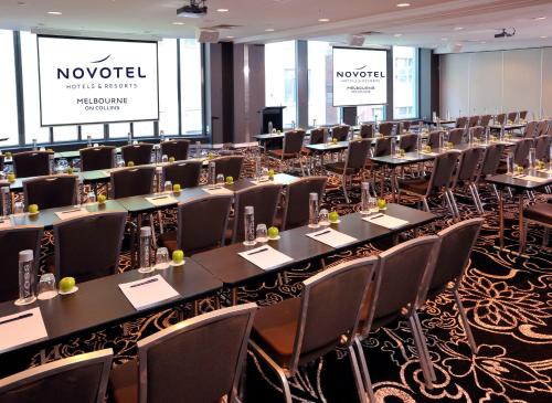 Novotel Melbourne On Collins photo 43
