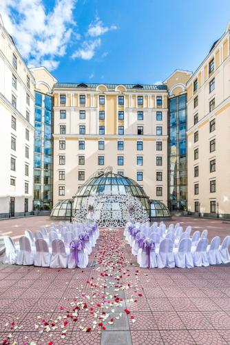 Moscow Marriott Grand Hotel photo 29