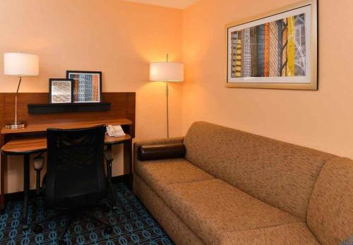 Fairfield Inn & Suites Cleveland Avon Photo