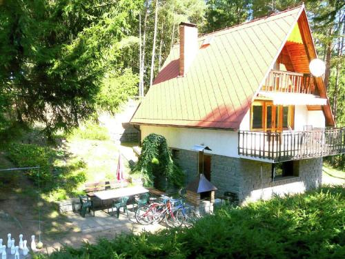 Гостиница «Holiday Home Eva», Kožlí u Orlíka