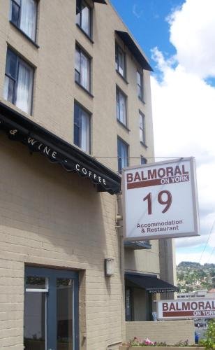 Balmoral On York, eco-hotel in Launceston, Australië