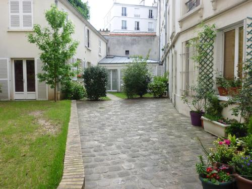 Apartment Geoffroy Saint Hilaire photo 9