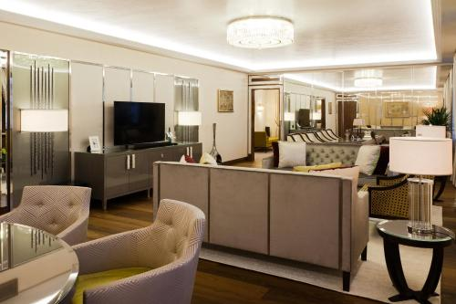 Moscow Marriott Royal Aurora Hotel photo 35