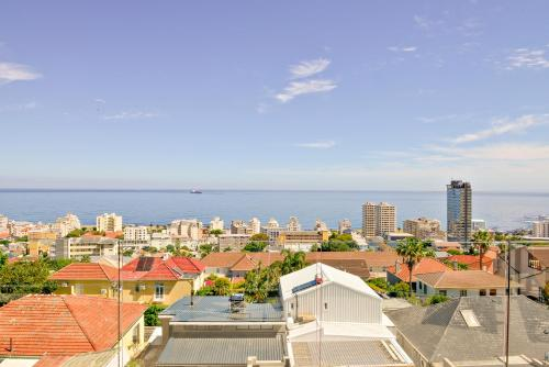 Blue Sky Atlantic Seaboard Photo