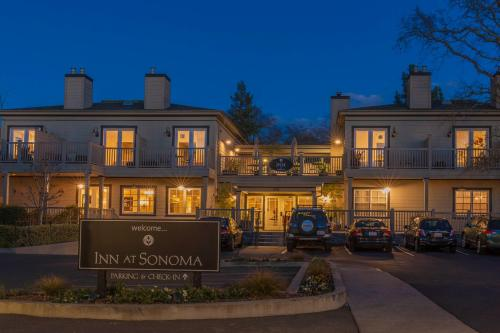 Inn At Sonoma A Four Sisters Inn - Bed And Breakfast