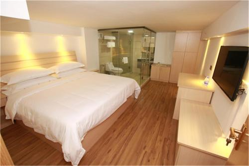 AOYINSI International Apartment Guangzhou South Railway Station, Dashi