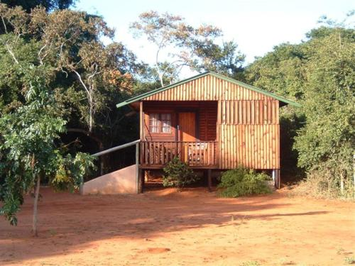 Sand Forest Rustic Camp Hluhluwe Photo