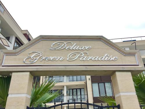 Green Paradise Deluxe Apartments, Приморско