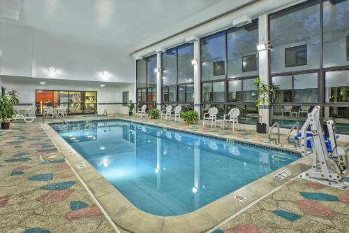 Hampton Inn Detroit/Belleville-Airport Area Photo