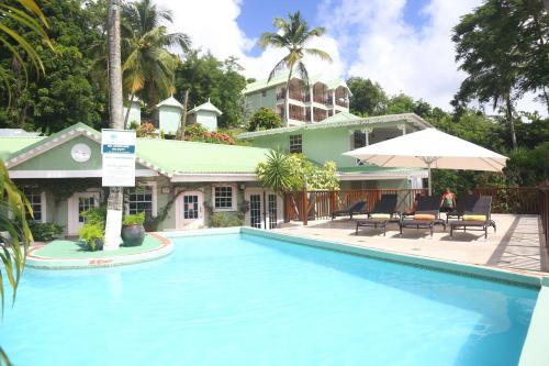 Marigot Beach Club - Villa Apartment 4D, Marigot Bay