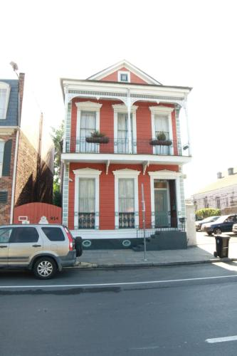 IHSP French Quarter House Photo