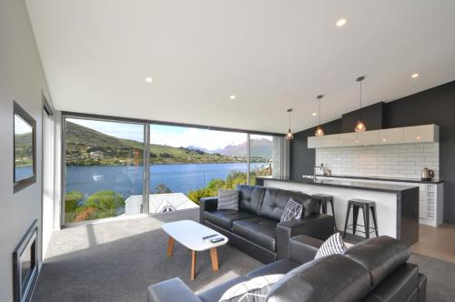 Remarkable view at Battery Hill #2, Queenstown