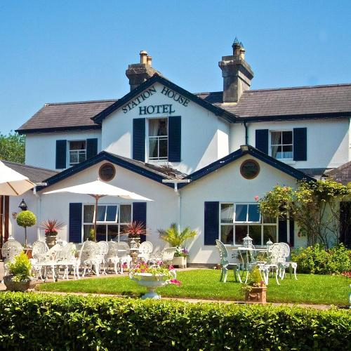 Photo of The Station House Hotel Hotel Bed and Breakfast Accommodation in Kilmessan Meath