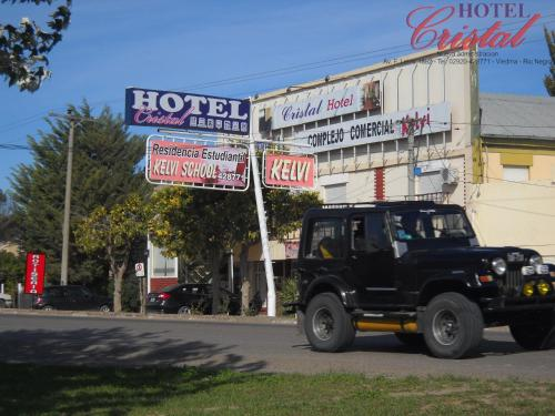 Hotel Cristal Viedma Photo