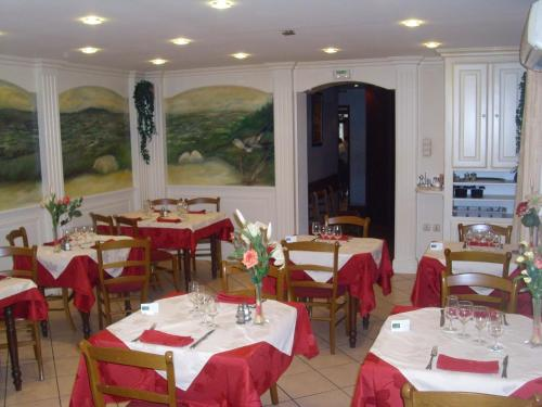 Htel Restaurant Le Bourgogne Le Creusot