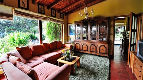 Vacation House in Quito Ecuador Photo