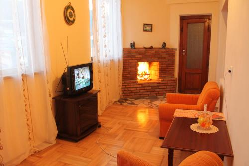 Two-Bedroom Apartment Lux in Sighnaghi, Сигнахи