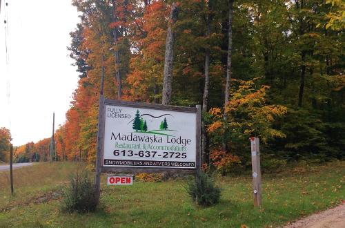 Madawaska Lodge Photo