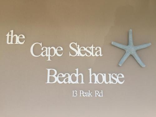 Cape Siesta Beach House Photo