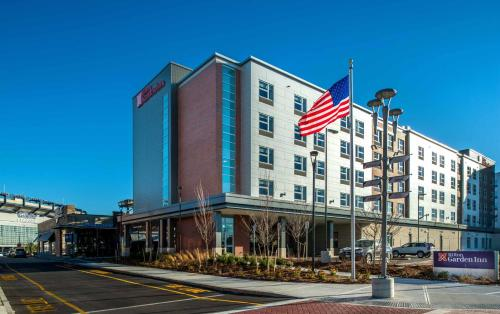 Hilton Garden Inn Foxborough Patriot Place Photo