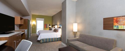 Home2 Suites by Hilton Indianapolis Downtown Photo