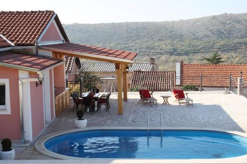 Three-Bedroom Holiday Home in Bribir I