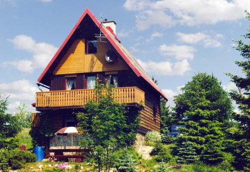 Гостиница «Holiday Home Strazne 1», Штразне