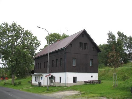 Гостиница «Holiday home Prichovice 1», Příchovice