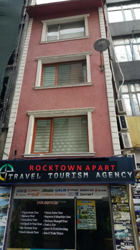 İstanbul Rocktown Aparts how to get
